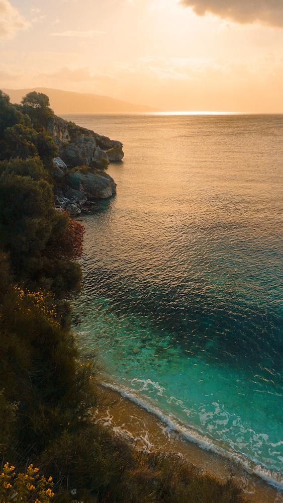 Agia Efimia Beach - Kefalonia