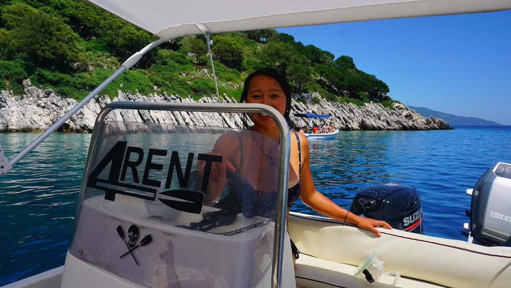 Boat Rental - Agia Efimia - Kefalonia