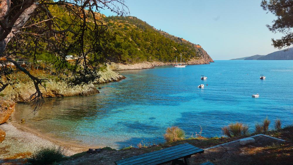 Assos Beach - Kefalonia