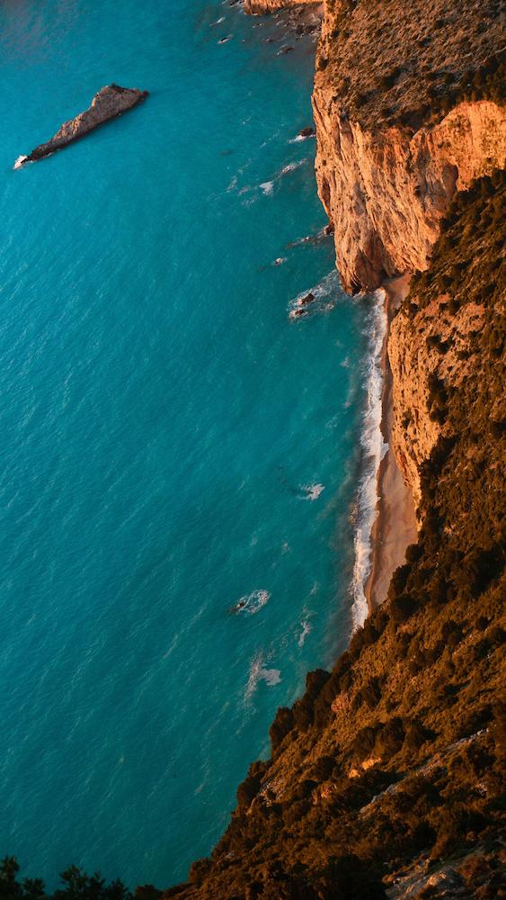 Kefalonia Beaches - Sunset - Greece