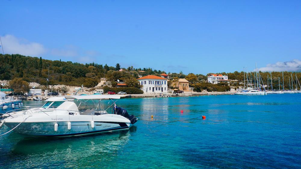 Fiskardo - Kefalonia - Harbour