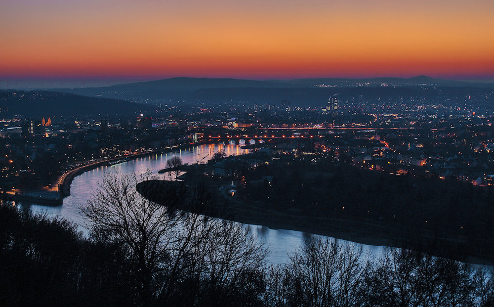 Ehrenbreitstein Fortress - Koblenz, Germany