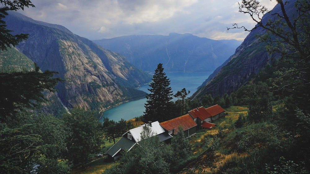 Kjeasen Farm - Eidfjord, Norway