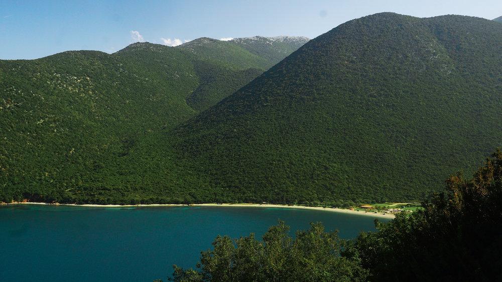 Antisamos Beach - Kefalonia, Greece