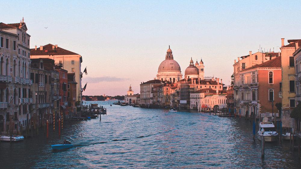 Venezia - Venice Sunset - Italy