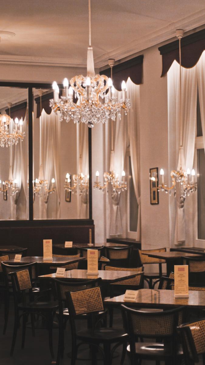 Dommayer Cafe - Vienna