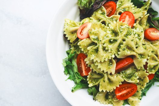 EatRight-LiveWell  and  Tam John, Integrative Wellness Consultancy  offer a  pesto recipe guide  for you to follow exactly or change up as you wish to personalize your food life.   Photo by Eaters Collective on Unsplash