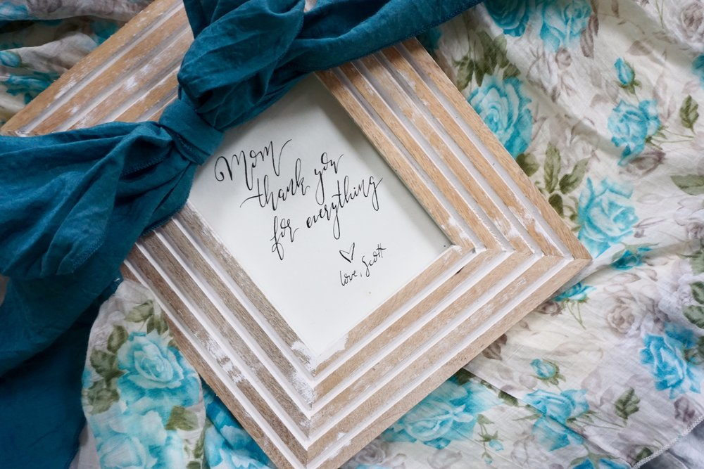 Custom gifts for your family and friends