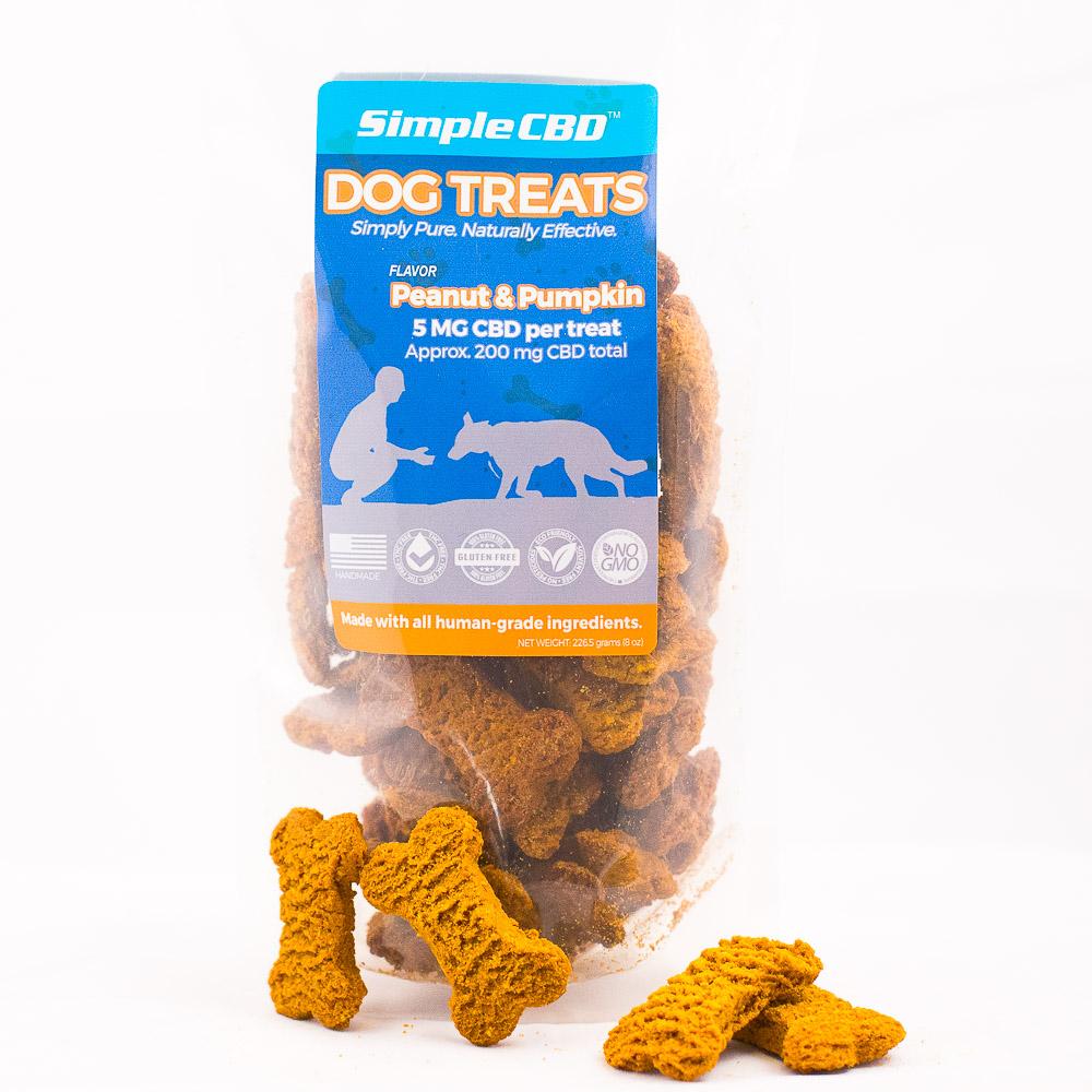 1/2 Pound Bag Dog Treats