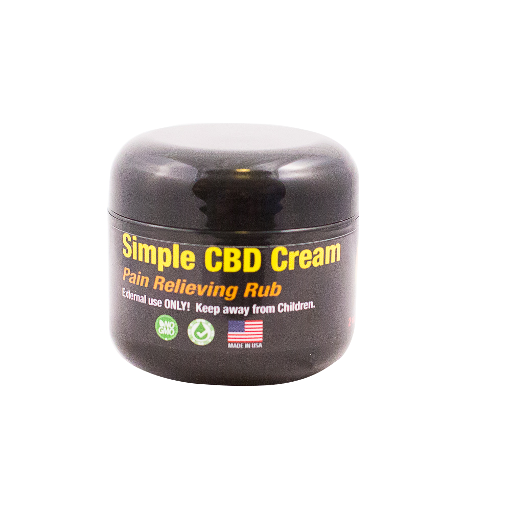 Simple CBD Cream