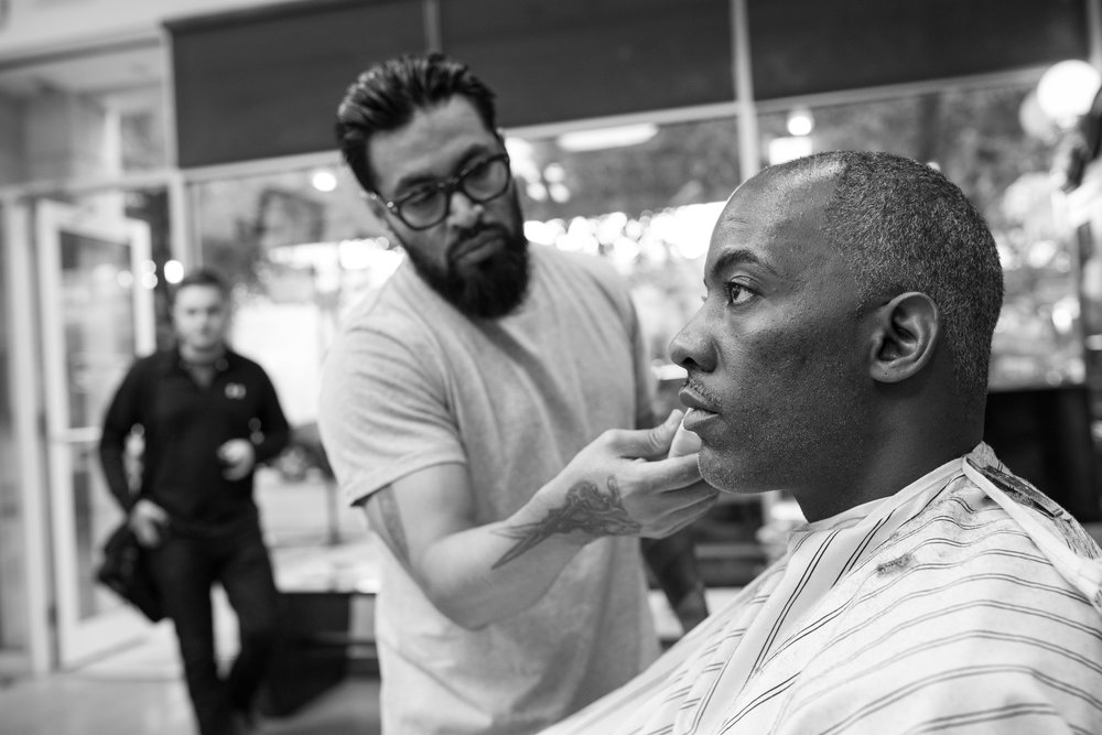 Cut + Shave: $50. -