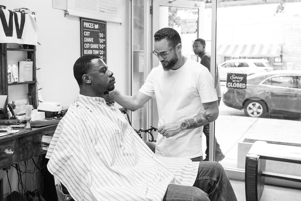 Beard Trim: $20. -