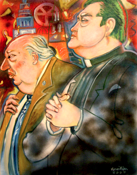 """The Priest & His Lawyer"""