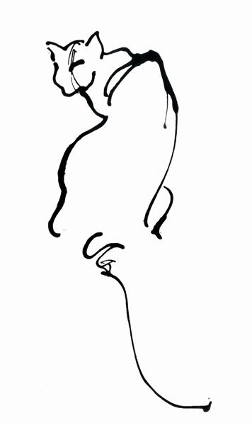 """""""Elegant Cat"""""""
