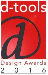 D-Tools Awards 2016  Honourable Mention - Best Residential Design Worldwide