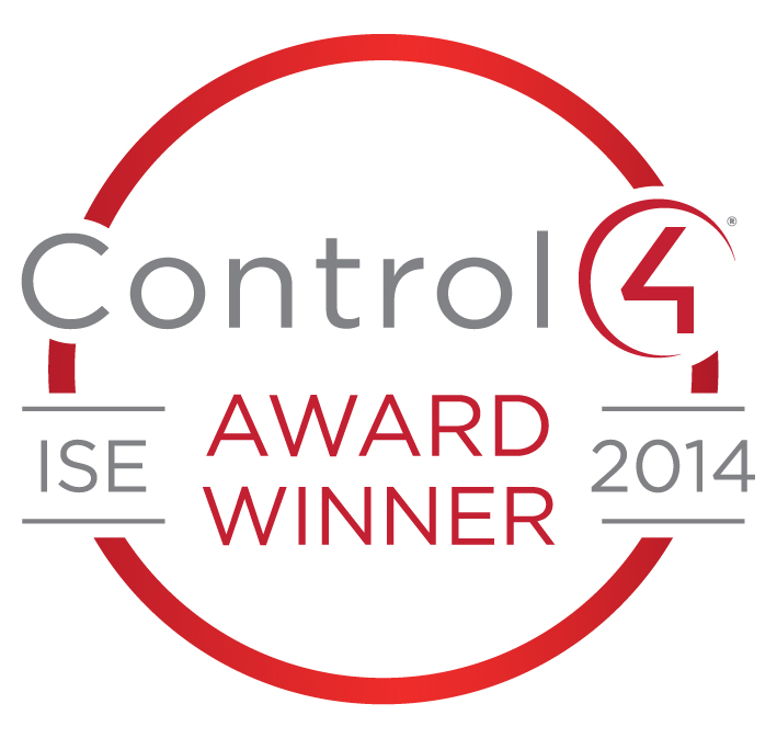 Control4 Awards 2014  Highly Commended - Best Whole Home Installation EMEA