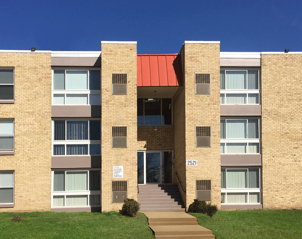 The Dussan Flats  @Suitland, Maryland  - Completed 2017