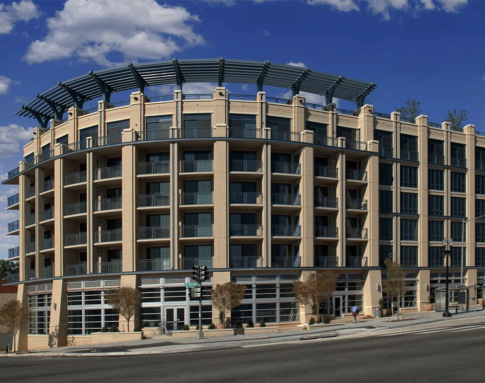 Park Place Apartments @Georgia Ave Metro Station -  Sold 2015
