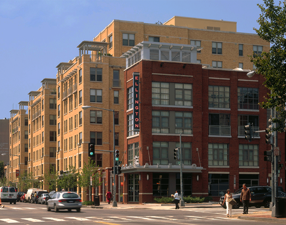 The Ellington Apartments@U Street AA Civil War Museum Metro - Sold 2011