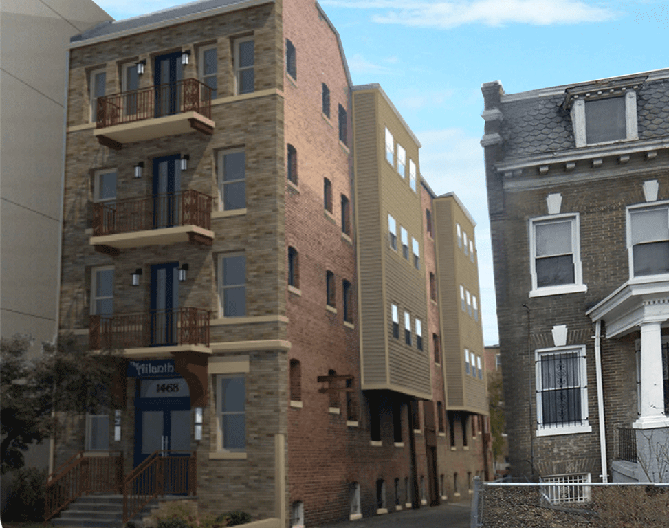 The Ailanthus Cooperative @ 15th and Harvard Rd. NW - Pre-development - (CONSULTING)