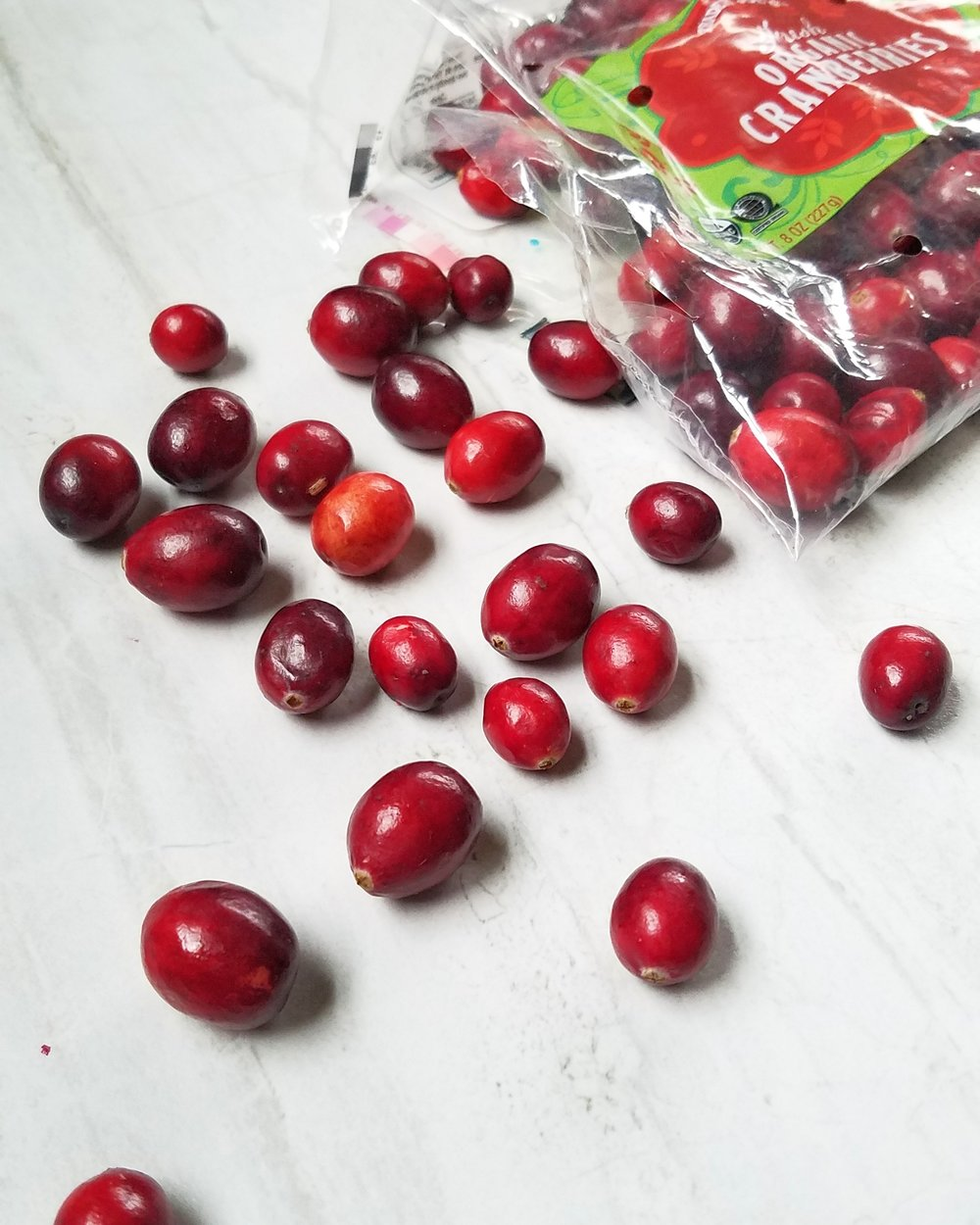 Trader Joe's Organic Cranberries