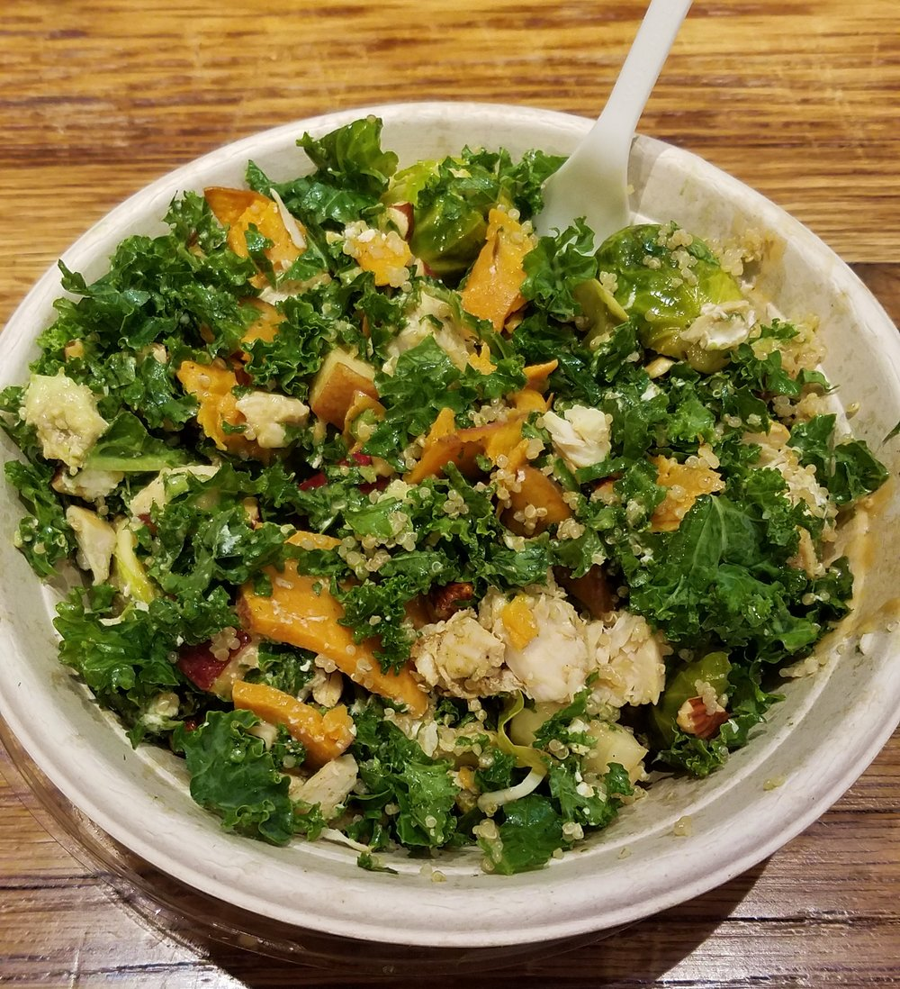 Sweetgreen's Harvest Grain Bowl