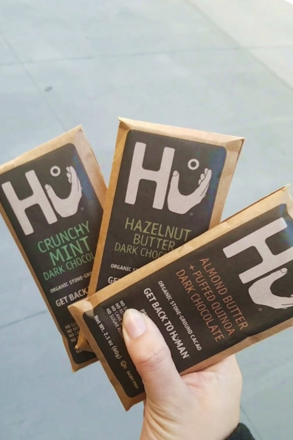 Hu Kitchen Paleo Chocolate Dreams
