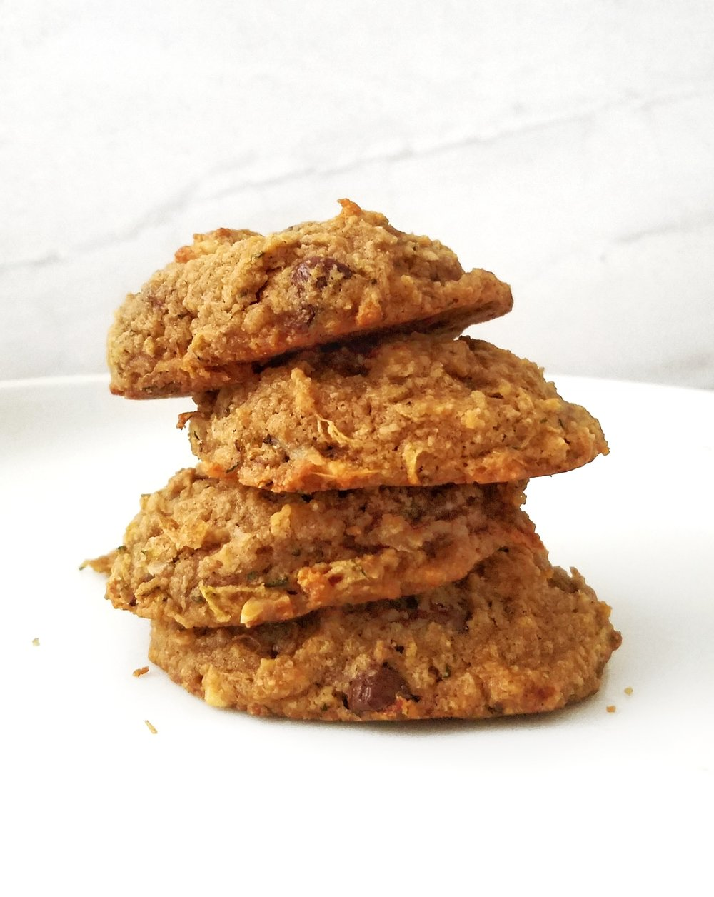 Zucchini Bread Cookies