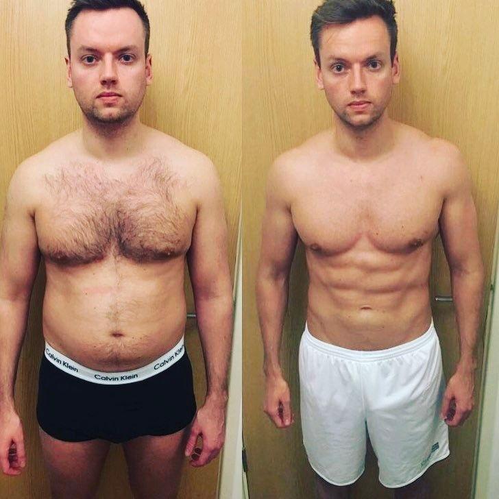 12 Week Serious Transformation !