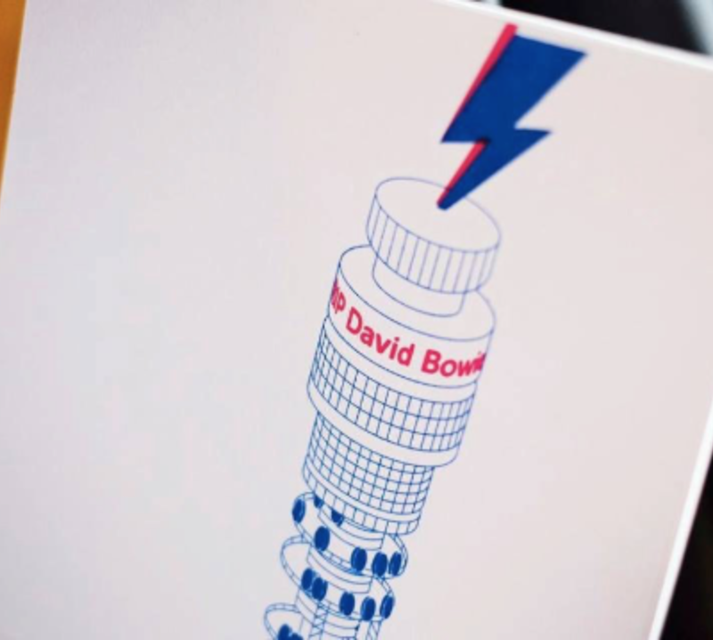 BOWIE TOWER -
