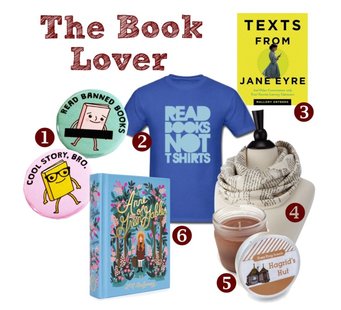 Gift Guide 2014 Books