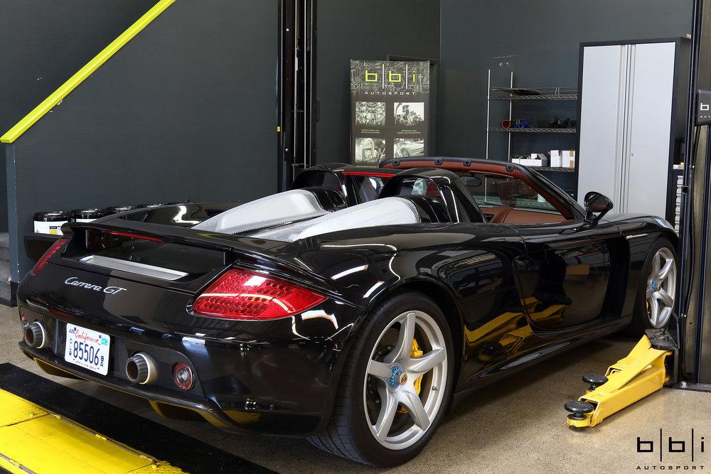 BBi Porsche Carrera GT
