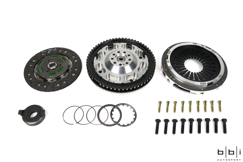 Sachs Stage 2.5 Clutch Kit with Aasco Lightweight Flywheel