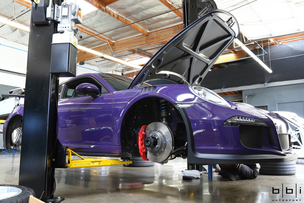Cayman Gt4 Rs >> 2016 Ultraviolet Porsche 991 GT3 RS Brembo 2-Piece Brake Rotor & Pad Upgrade — BBi Autosport