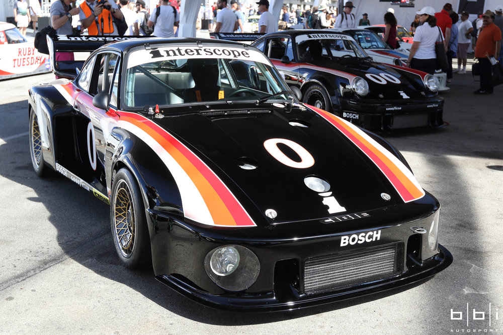 #0 Interscope Porsche 935/79, winner of the 1979 24 Hours of Daytona.