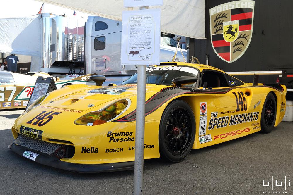 Gunnar Racing Porsche Gunnar GT1