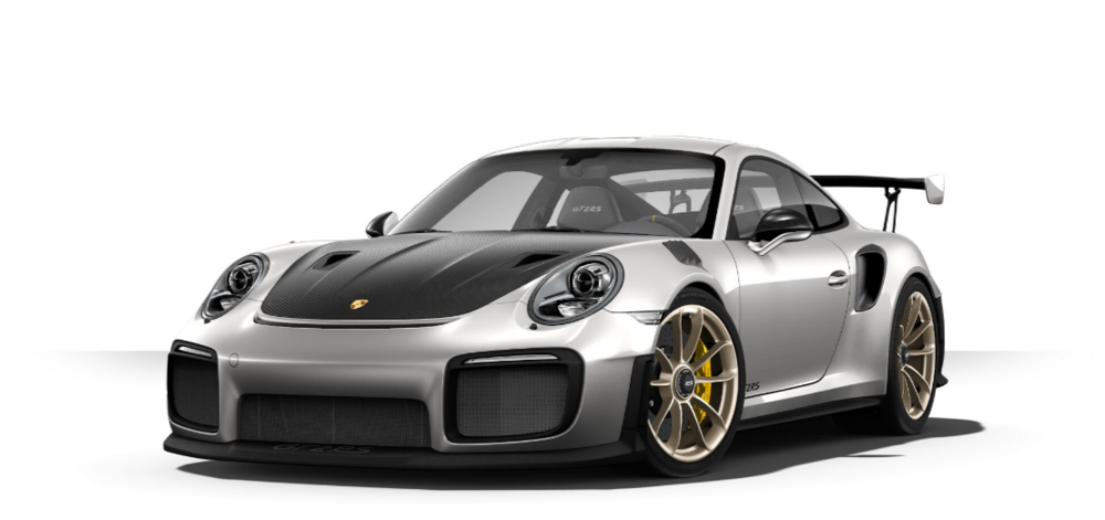 BBi ELEMENTS : 991 GT 2 RS - Package: $4199