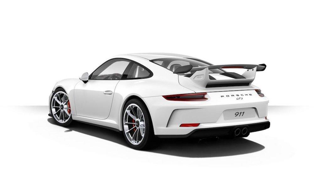 991.2 GT3 / GT3 RS -