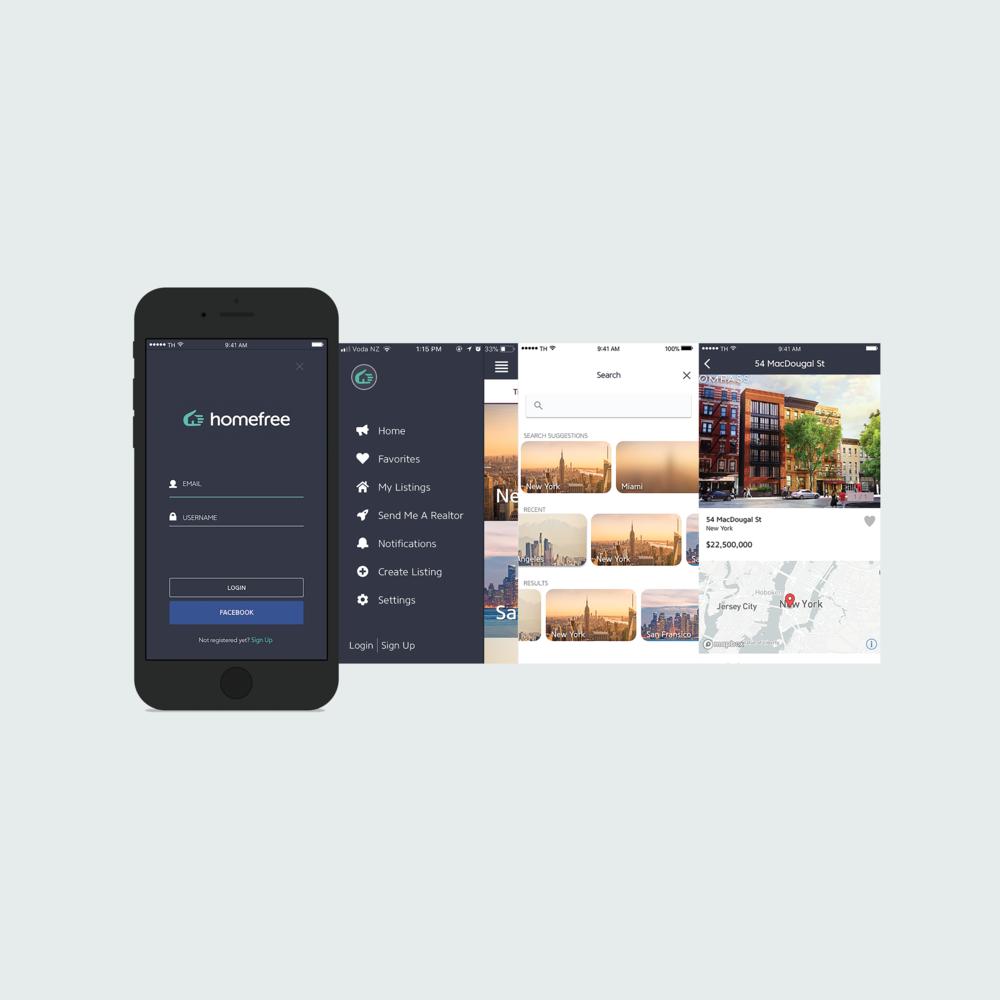 Homefree App