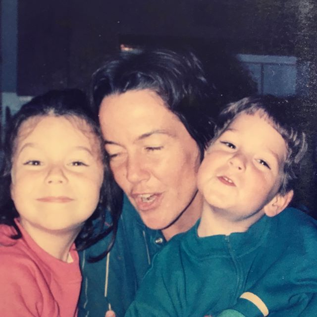 """Happy Mother's Day to the woman who taught me to say """"vulva"""" instead of """"privates."""""""
