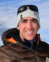 Lane Peters, Instructor for photography at the University of Utah