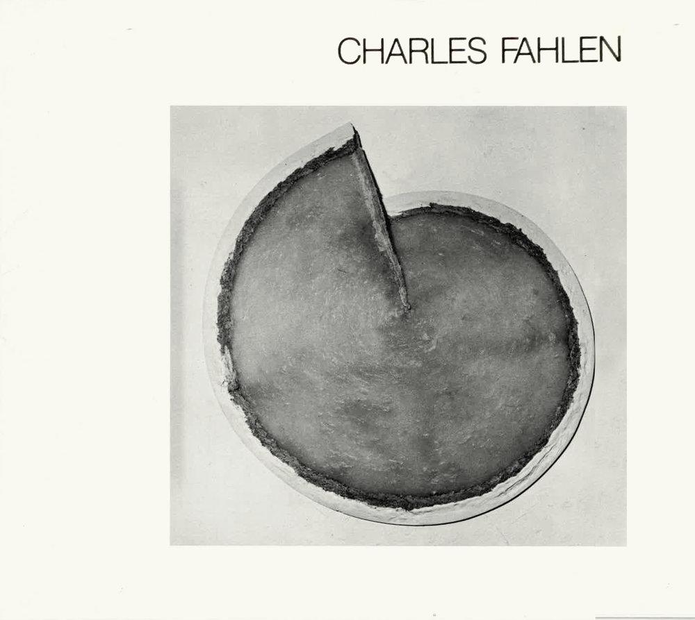 Findlay, Michael  Charles Fahlen . New York, J.H. Duffy & Sons, 1976.