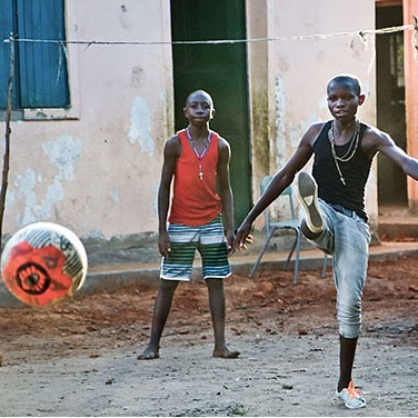 PARK Social Social Soccer Co are featured as ProBono Australia's July spotlight on social enterprise. With their one-for-one model, every ball purchased helps a child in need. #kickinggoals #feelgoodfriday @pass_a_ball 📸 Chelsea Dennison.