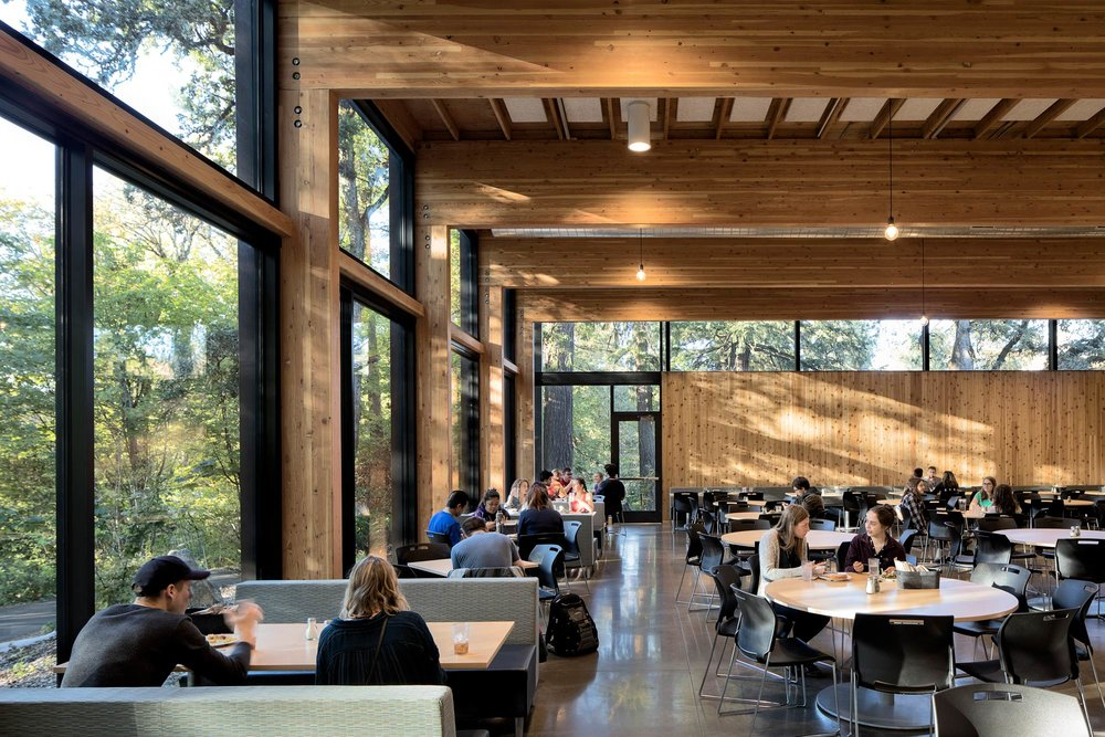 Canyon Commons Dining Hall George Fox University Hacker