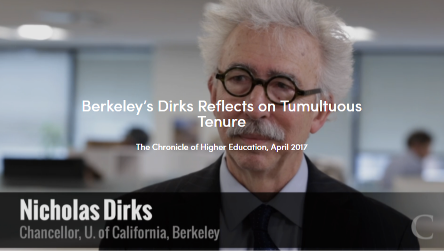 http://www.chronicle.com/article/Berkeley-s-Dirks-Reflects-on/239891