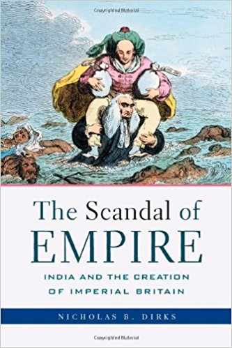 "The Scandal of Empire - A fascinating and devastating account of the East India Company scandal that laid the foundation of the British Empire.  Dirks explains how the substitution of imperial authority for Company rule helped erase the dirty origins of empire and justify the British presence in India.  The Scandal of Empire reveals how the conquests and exploitations of the Company were critical to England's development in the eighteenth century and beyond, and how the empire projected its own scandalous behavior onto India itself. ____""[T]his lucid and masterful interpretive essay serves as a timely reminder that modern empires, caught in ideological contradictions of their own making, are fundamentally unpleasant, oppressive, and immoral formations. A stimulating contribution to contemporary debates.""—Dipesh Chakrabarty, Distinguished Service Professor of History, South Asian Languages and Civilizations, and the College, The University of Chicago ""This is a brilliant work of historical excavation that exposes the foundation of modern Britain in the scandals of empire. Dirks shows that, contrary to the imperialist ideologues then as now, the scandals of conquest, violence, and oppression were at its center, not its incidental sideshow.""—Gyan Prakash, Dayton-Stockton Professor of History, Princeton University""In this timely and important intervention on empires--both past and present--Nicholas Dirks makes a compelling critique of Britain's imperial relation to India. Scandal, conquest, and empire, he argues, were central to the making of modern Britain. This is a seminal contribution to current debates on empires--their rise, decline and fall.""—Catherine Hall, Chair Emerita of the Centre for the Study of the Legacies of British Slave-ownership, University College London""Dirks's own extensive research and writing as a historian of India provide him with a perspective that enriches his rereading of the Empire's origins in scandal and elucidates them for scholars and lay readers alike.""—Michael Fisher, Historian"