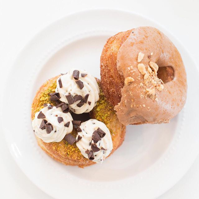 Donut worry... 🍩🍩🍩 not only is it Friday, but it's also National Donut Day! @five_daughters_bakery