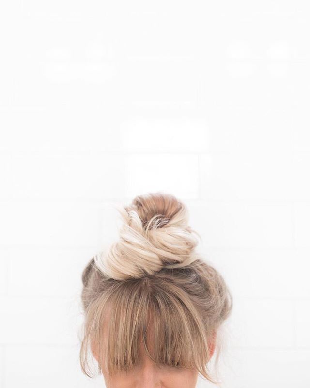Getting busy over here on this gorgeous 🐪 day! It's a Top Knot ☕️☕️ Shot kinda-day! How's your Wednesday going so far?
