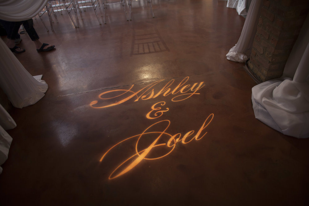 GOBO Light Projection