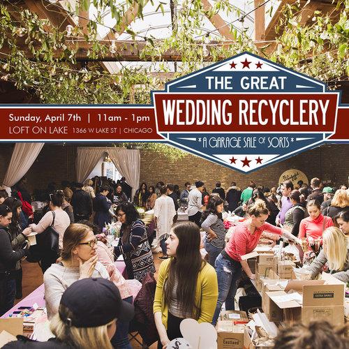 Wedding Garage Sale.Events Loft On Lake